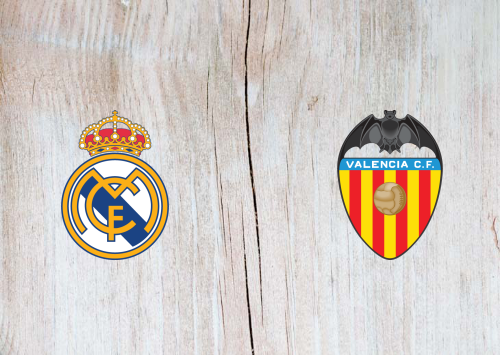 Real Madrid vs Valencia Full Match & Highlights 18 June 2020