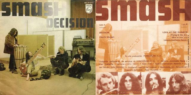 SMASH DECISION SINGLE
