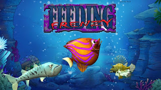 تحميل لعبة السمكة للاندرويد Feeding Frenzy