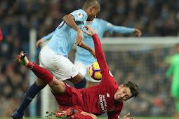 Ini Titik Lemah Liverpool yang Menyebabkan Kalah dari Manchester City