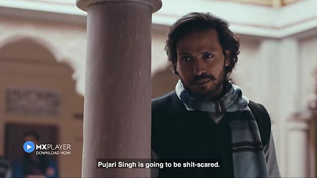 Raktanchal Review :मिर्जापुर और गैग्स ऑफ वासेपुर की बिरयानी है