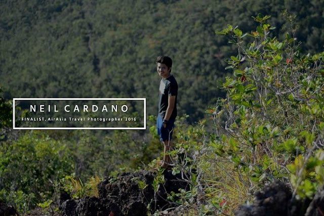 Neil Cardano AirAsia Travel Photographer 2016