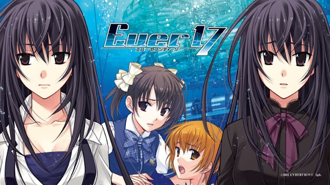 Ever 17: The Out of Infinity (U) PC