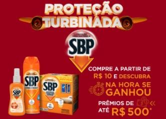 Cadastrar Proteção Turbinada SBP 2021 Promoção