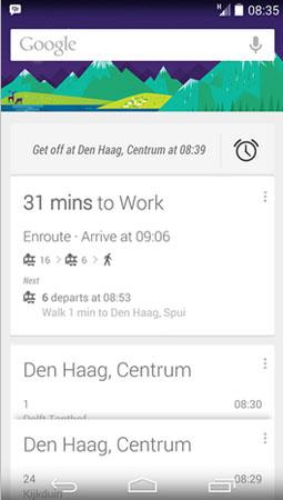 Kini Google Now Antar Anda Sampai di TujuanGoogle Now Antar Anda Sampai di TujuanUDUL