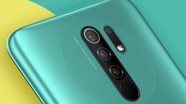 Redmi 9 - 13MP AI Quad Camera