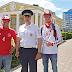 Saransk: Peru vs. Denmark