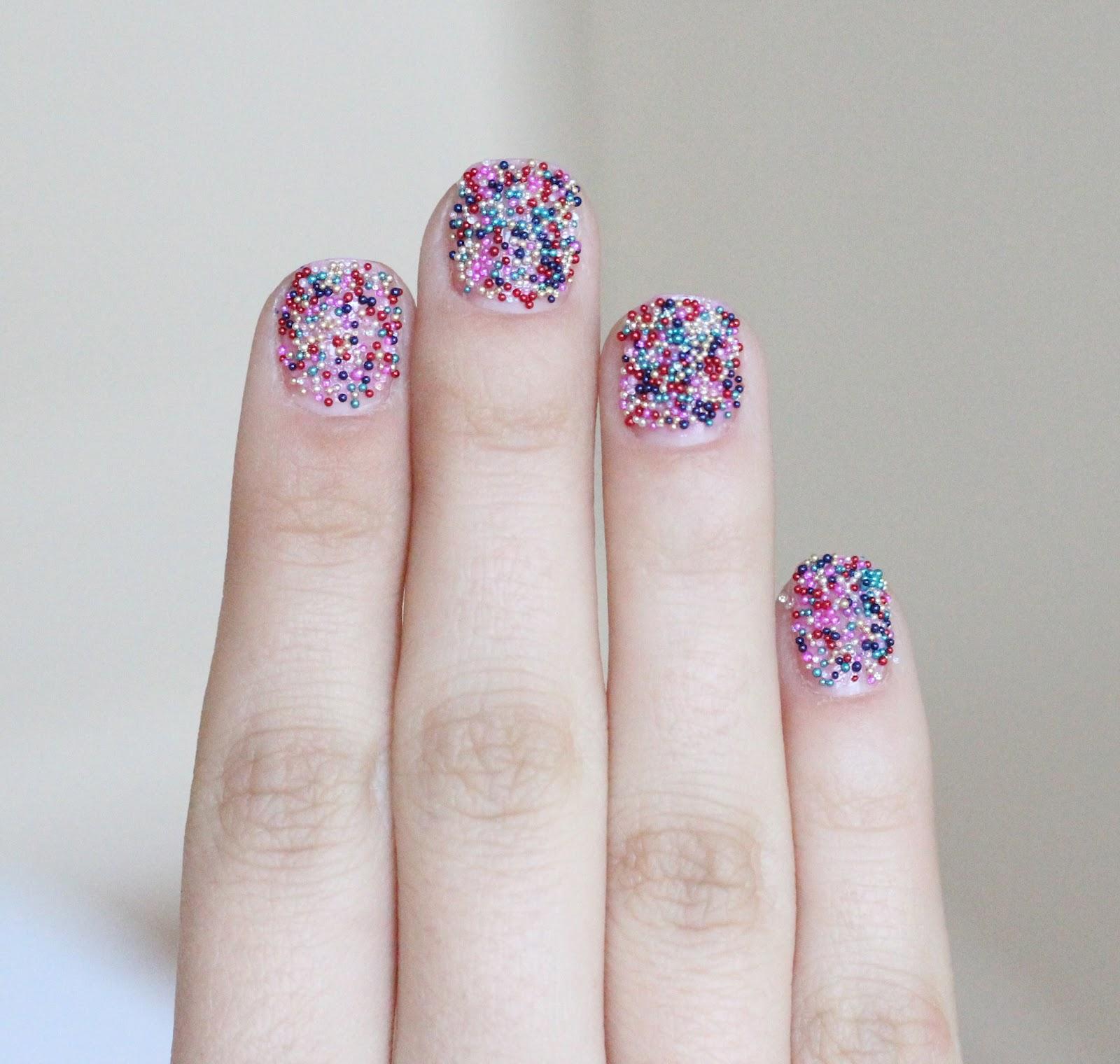 Ciate Caviar Nails: New In: Ciate Caviar Manicure!