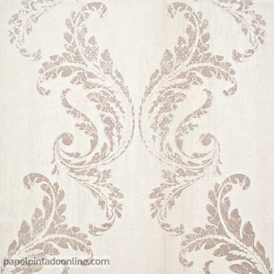 Papel Pintado Pared Ornamental 5991-14 Secrets Erismann