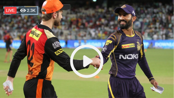 SRH vs KKR Live Streaming Free, IPL 2019 Match 2