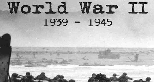In what year did World War 2 end?