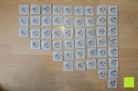 Aufdrucke sortiert: GEHEIM - einhorn Kondom JAHRESVORRAT - NEUTRAL Versand - 7 Packungen Kondome a 7 Stück (49) vegan, design, hormon frei, echte Gefühle, feucht, 100% geprüft