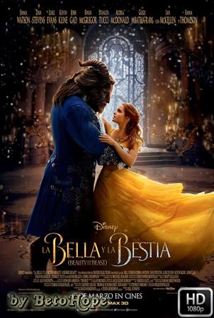 La Bella Y La Bestia 2017 [1080p] [Latino-Ingles] [MEGA]