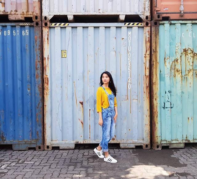 Spot Instagramable di Pelabuhan Sunda Kelapa