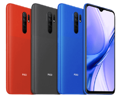 POCO M2 Launched With FullHD+ Display, 6GB RAM, 5000mAh Battery For Rs. 10,999/- Only