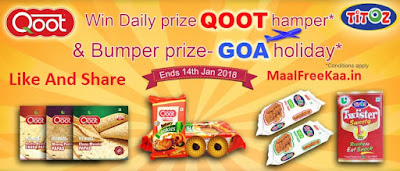 Free Daily Hamper and Holiday