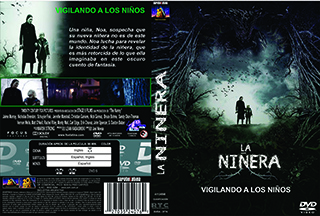 The Nanny - La Niñera - Cover DVD + Bluray