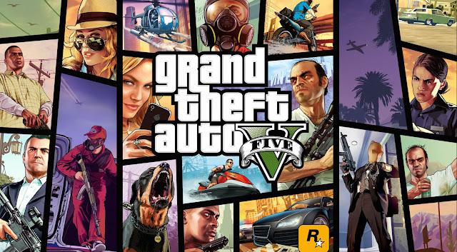 تحميل لعبة Grand Theft Auto V برابط مباشر كاملة