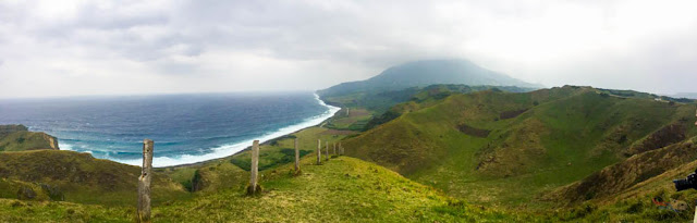 Panoramic Shot of Batanes