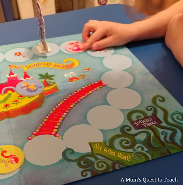 Mermaid Island gameplay
