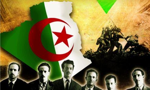 كلمات أنشودة الجزائر