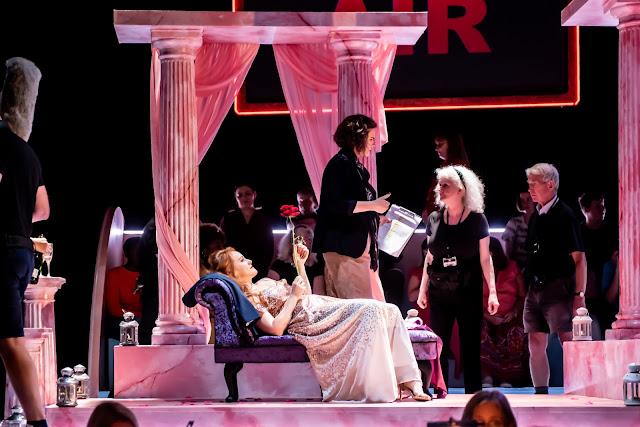 John Blow: Venus and Adonis - Claire Lees - Blackheath Halls Opera