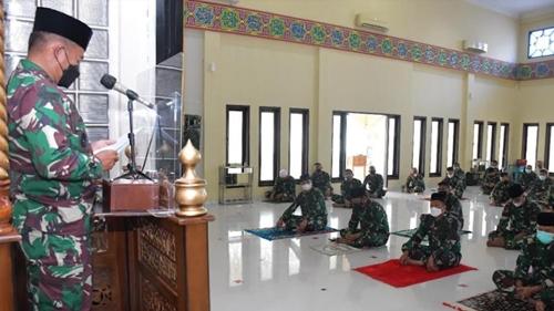 Pangdam I/BB Hadiri Peringatan Tahun Baru Islam 1443 H