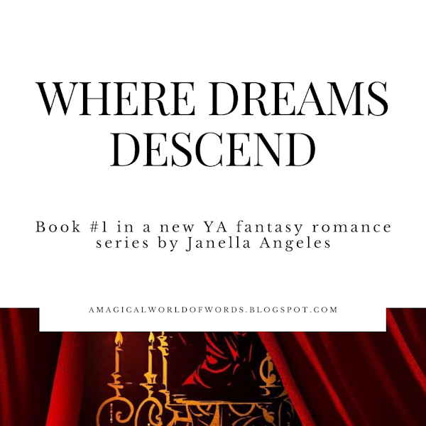 WHERE DREAMS DESCEND (Kingdom of Cards #1) - by Janella Angeles