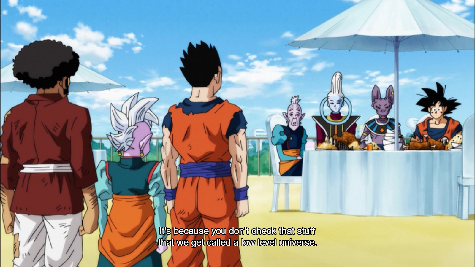 Why The The Build Up To The Universe Survival Arc Is Just Great