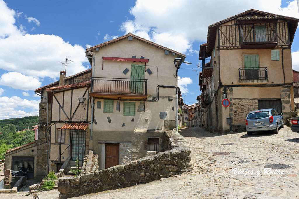 Calle del Rollo, Miranda del Castañar