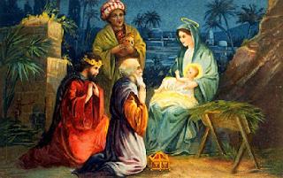 Cantos missa da Epifania do Senhor