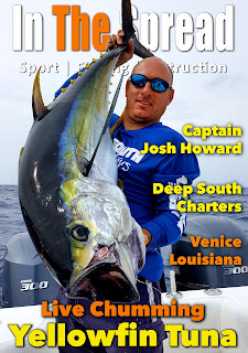 in the spread yellowfin tuna fishing deep south charters josh howard seth horne
