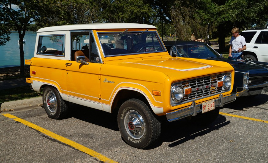 1966–1977 Early Ford Bronco