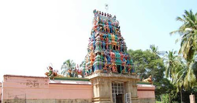 Vayanachi & Periyanayaki Temple Velangudi Karaikudi Sivaganga
