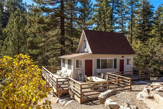 The Little Living Blog Big Bear Cabin 536 Sq Ft