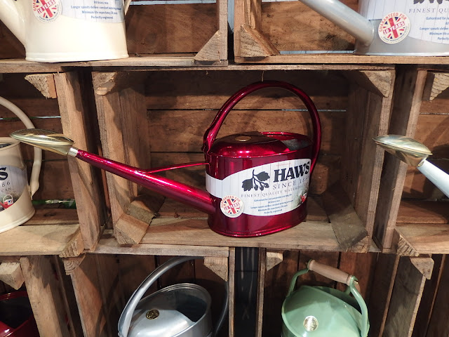 Who doesn't love a Haws watering can?