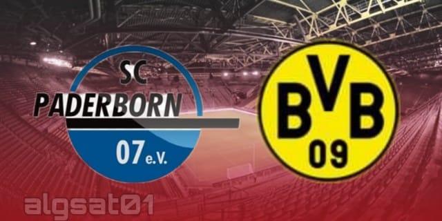 الدوري الألماني - بوروسيا دورتموند ضد بادربورن - بوروسيا دورتموند و بادربورن -  بوروسيا دورتموند vs بادربورن  - بوروسيا دورتموند  - بادربورن