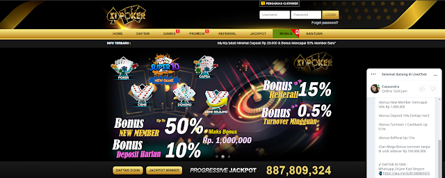 Bonus Poker Terbesar Di Situs Idn Poker Terpercaya Agen Poker Online Terpercya