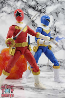 Power Rangers Lightning Collection Zeo Red Ranger 56