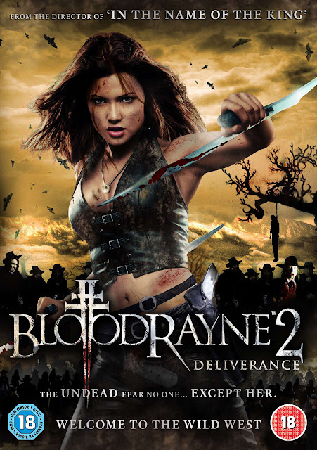 Bloodrayne 2: Deliverance (2007) BluRay Subtitle Indonesia