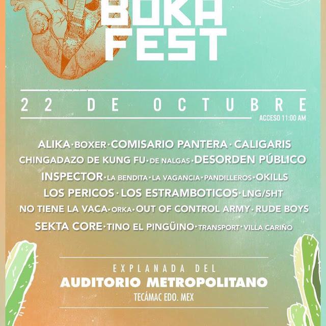 BOKA FEST 2017