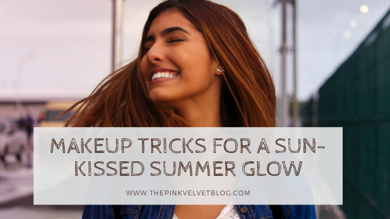 Makeup Tricks For A Sun-Kissed Summer Glow