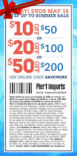 Free Printable Pier 1 Coupons