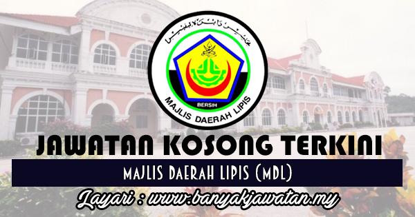 Jawatan Kosong 2017 di Majlis Daerah Lipis (MDL) www.banyakjawatan.my