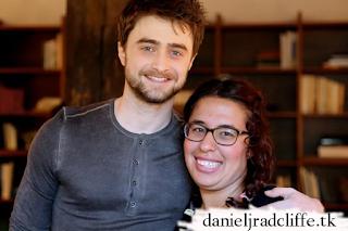 Stiftung Kinderhilfe Sternschnuppe: Havva meets Daniel Radcliffe at ZFF 2016