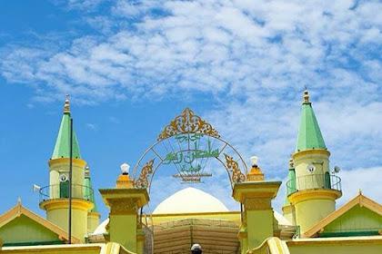 Mesjid Raya Pulau Penyengat Kepulauan Riau