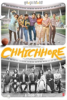 Chhichhore Full Movie Download Hindi 480p (400MB) ~ MoviesRouterHD