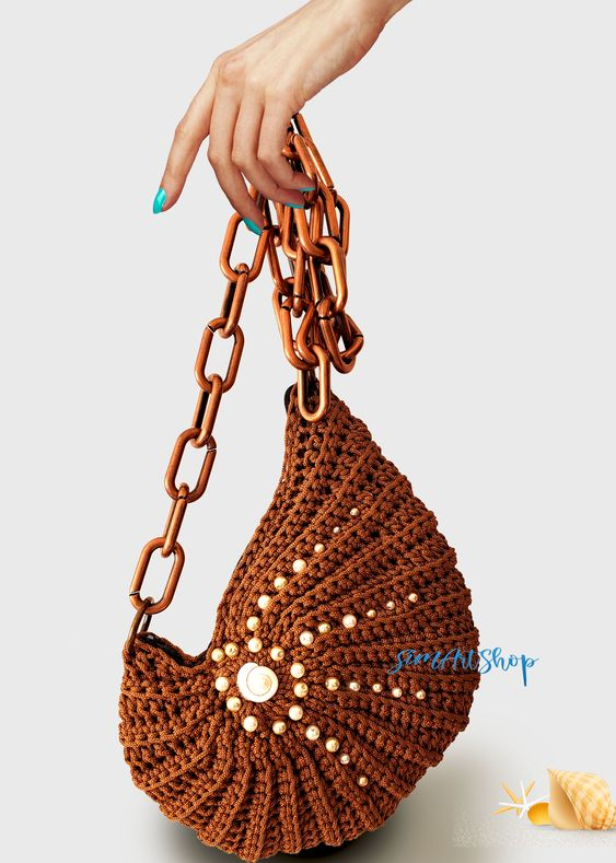 crochet bag diy