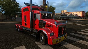 Kenworth T800 for patch 1.20
