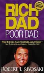 3- والد ثري، والد فقير ( Rich Dad, Poor Dad )
